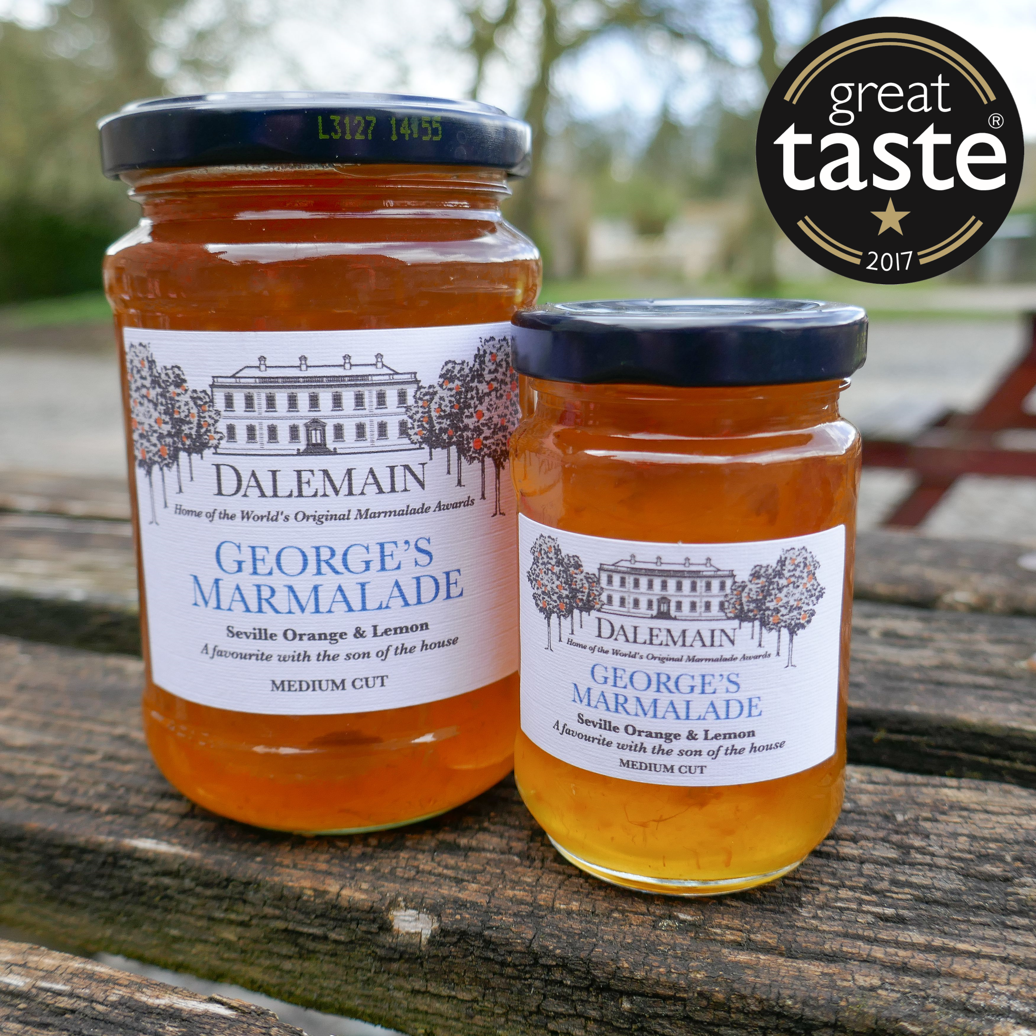 Dalemain George's Marmalade