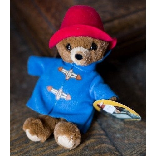 Bean Paddington Bear toy