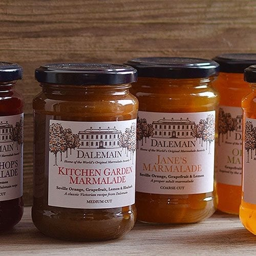 The Dalemain Marmalade Collection