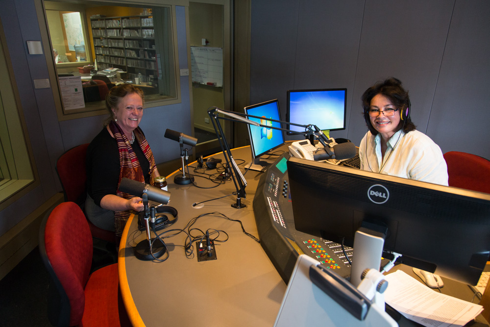 ABC Ballarat Radio interview