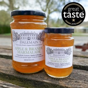Apple & Brandy Marmalade