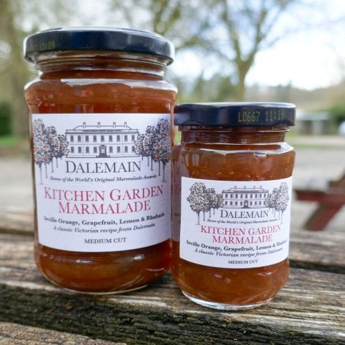 Dalemain Kitchen Garden Marmalade