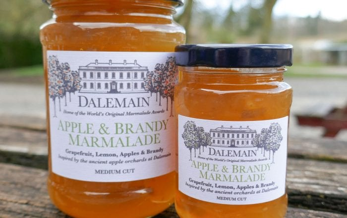 Dalemain Apple & Brandy Marmalade