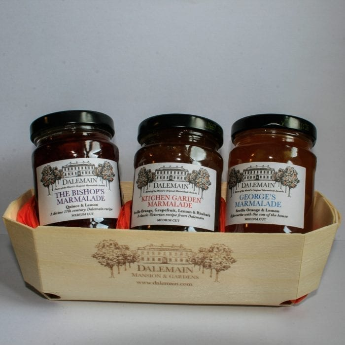 Dalemain Trio Gift Set