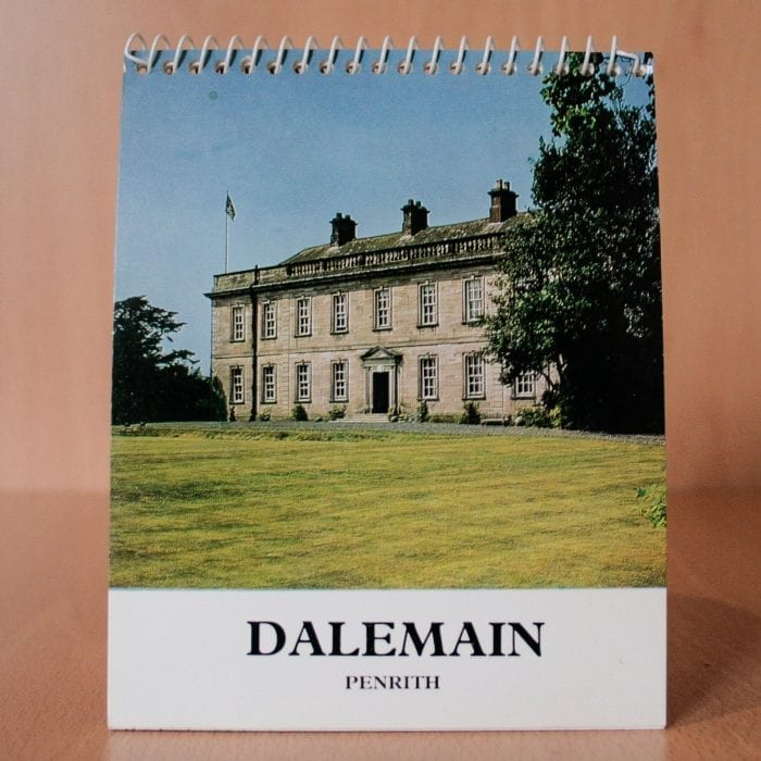 Dalemain Notebook