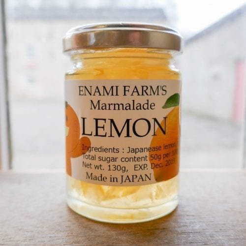 Enami Farm Lemon Marmalade